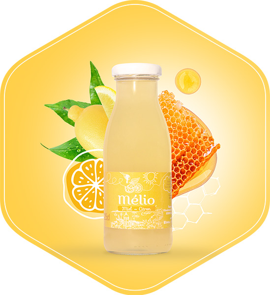Melio boisson citron