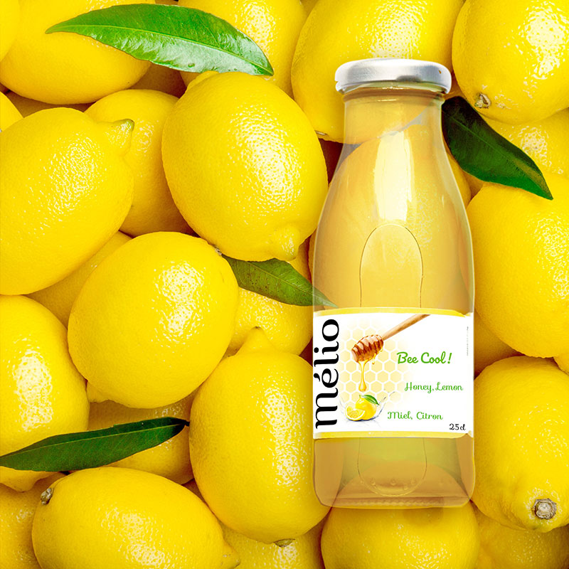 Melio miel citron | Honey lemon